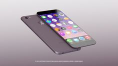 iPhone 7 concept illustrations by Yasser Farahi
