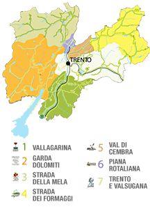 Strade del Vino e dei Sapori del Trentino