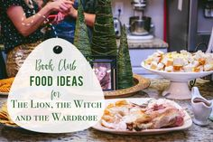Book Club Ideas for Narnia, The Lion, the Witch and the Wardrobe (Christmas Edition)