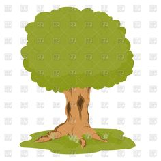 Big green tree, 91919, Plants and Animals,  Download, Free, Vector, eps, clipart, jpg, images, clip art, graphics