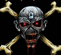 Iron Maiden Eddie the Head | ... muy poco vistas de Eddie The Head (Iron Maiden) - Metal Unleashed