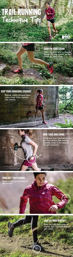 Run Faster, Longer, Stronger, and Injury-Free Running form - proper running form