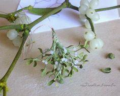 Jicolin minis  How to: mistletoe