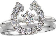 Bennett Fine Jewelry- Fine Equestrian Jewelry by Lesley Rand Bennett Equestrian Jewelry, Horse Jewelry, Cowgirl Jewelry, Western Jewelry, Country Rings, Country Jewelry, Horseshoe Jewelry, Horseshoe Crafts, Horseshoe Art