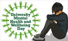 February 18th is University Mental Health and Wellbeing Day - an opportunity to talk about student mental health, and looking after your own mental health.