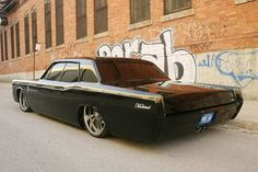hot rod, muscle cars, rat rods and girls Lincoln Continental, Ford Motor Company, My Dream Car, Dream Cars, Cadillac, Old School Cars, Chevrolet Bel Air, Sweet Cars, Us Cars