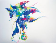 Sonic Sonic The Hedgehog, Hedgehog Art, Game Sonic, Sonic Art, Drawing Games, Comic Drawing, Sonic Project, Sonic Franchise, Sonic And Shadow