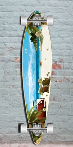 Longboards USA - Getaway 40 inch Pintail Longboard from Punked - Complete, $96.99 (http://longboardsusa.com/longboards/pintail-longboards-shape/getaway-40-inch-pintail-longboard-from-punked-complete/)