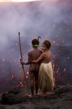 Australia's first-ever Oscar nominee for Best Foreign Language Film, Tanna tells the story of young lovers from a tribe in Vanuatu, kept apart when elders arrange for her to marry a man in another tribe.