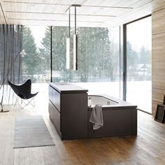 """This modular bathroom furniture by Sieger Design for Alape offers a versatile solution to suit your individual needs. Dubbed """"Be Yourself"""", this cool Bathroom Furniture Design, Kids Room Furniture, Bathroom Interior Design, Modern Baths, Modern Bathroom, Minimal Bathroom, Bathroom Trends, Design Case, Interior Architecture"""