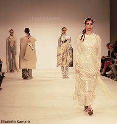 Modeconnect.com - Elisabeth Kamaris Birmingham Institute of Art & Design at #GFW2015 - @textilesBCU, @BCUGFW  #hellobrum @MyBCU @unibirmingham #GFW15 #Fashion #FashionGrad