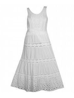 White Wishes Maxi Dress $45  #alight #plussize #plussizefashion #plussizeclothing #plussizedress #plussizemaxidress #maxidress #dress #maxi #spring #springpreview #white