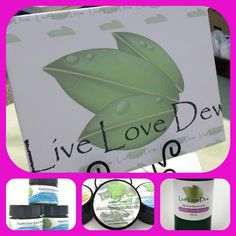 Amazing handmade products for your body and home that are alcohol, paraben, and formaldehyde free!  http://livelovedewcom.fatcow.com/store/page2.html
