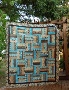 Rail Fence Quilts