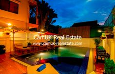 An extremely beautiful boutique villa, 90% turnkey for the high season for lease is situated about 4-minute drives to Old Market and stays in Sala Komreuk commune, Siem Reap city center. The property comes with 24 bedrooms (There are 3 double rooms, 12 twin room, and 9 superior twin rooms), private salty swimming pool, spacious …