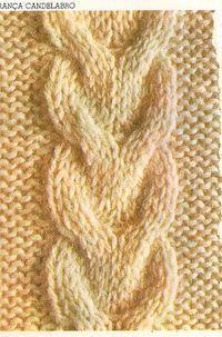 Netelu Artes  Tranças em tricô Mais 94e0481b7feb8