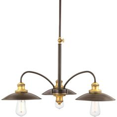 Progress Lighting Archives Antique Bronze Traditional Chandelier at Lowe's. Archives' three-light chandelier has carefully crafted details and special accents to achieve a vintage electric feel. Stem hung in antique bronze 3 Light Chandelier, Bronze Chandelier, Linear Chandelier, Chandelier Shades, Pendant Lighting, Barn Lighting, Antique Lighting, Kitchen Lighting, Lighting Stores