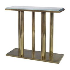 HOLMBY CONSOLE
