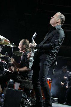 """From the """"2014 Tour Photos - March 18, 2014 - Quito, Ecuador"""" album on Facebook by Metallica"""