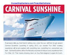 Matt Mitcham Cruise Director Carnival Cruise Lines