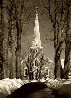 """St. Thomas the Apostle Church.    """":O)"""
