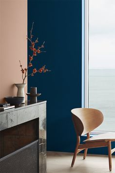 The Scandinavian company Jotun Lady predicts the interior colour trends of 2020 with 12 new colours Scandinavian Interior Design, Home Interior Design, Interior Styling, Interior Shop, Studio Interior, Apartment Interior, Interior Ideas, Interior Architecture, Jotun Lady