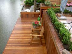 Vlonder aan het water water pinterest gardens tuin and garden