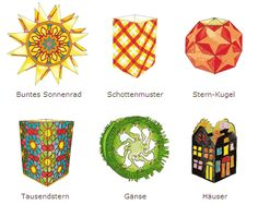 tons of lantern tutorials http://blog.labbe.de/kategorie/highlights/st-martin/page/2/