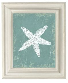 Digital+Download+No.+302++Starfish+Modern+Art+by+OliveRuePress,+$3.00