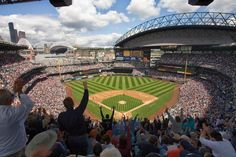 Seattle Mariners Tickets, Box Seats, Group Tickets, Club Seats or Luxury Suites For Sale, Safeco Field #Seattle #Mariners #MLB www.PrivateLuxurySuites.com