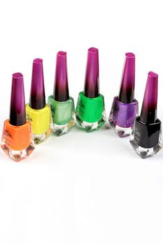 Found your favorite color from our nailpolish assortment!
