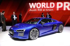 2017 #Audi #R8 e-tron goes to be the mannequin new chief of its half all through the next market enterprise.