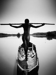 Canoe Nude Series No. 1 | Experience Jamaique
