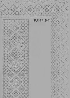 Punta y entredós Diy And Crafts, Paper Crafts, Bobbin Lace Patterns, Lacemaking, Parchment Craft, Crochet, Card Making, Stitch, How To Make