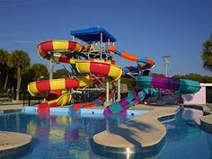 Family Vacation Destination Myrtle Beach, SC Oceanfront Campground ...