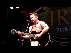 Life On The Moon - David Cook-  Irish 31 Summerfest - Tampa, FL - 9-8-12