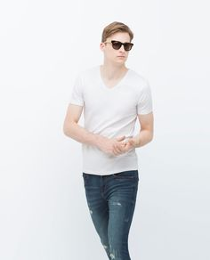 Image 1 of SUPERSLIM T-SHIRT from Zara