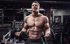 Increase brawn and strength by adding an extra half rep to every exercise in this routine
