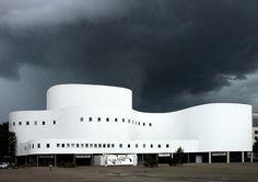 Düsseldorf Theatre/Concert hall