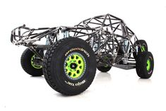 Camburg built KINETIK Trophy Truck for Greene Motorsport
