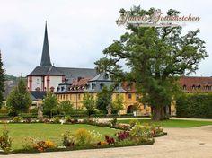 Hofgarten Schloss und Rokokogarten in Veitshöchheim