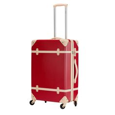 Generic Vintage Spinner Luggage Carry On Suitcase Rolling Travel Bags Wheeled Duffel *** Discover this special outdoor gear, click the image : Travel luggage