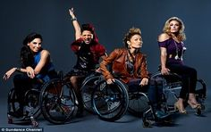 Push Girls Shows Normal Lives of Women in Wheelchairs