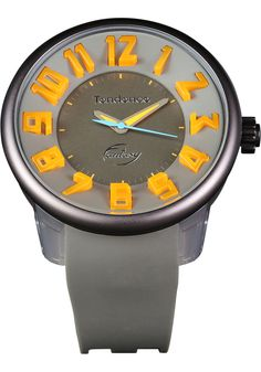 a731ed4e570 Tendence Fantasy Brown Orange watch is now available on Watches.com. Free  Worldwide