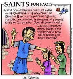 Catholic online saint of the day