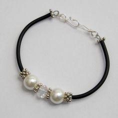 caucciù e perle