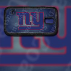New York Giants Design on Samsung Galaxy S5 Black Rubber Silicone Case by EastCoastDyeSub on Etsy https://www.etsy.com/listing/196345362/new-york-giants-design-on-samsung-galaxy