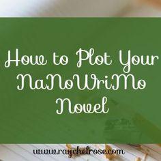 How to make a novel