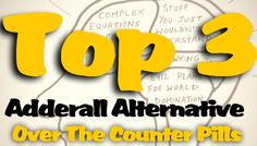 Top rated adderall alternatives. Brain hacks that are safe.