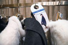 Выбор модели и стилиста Нади Шаповал - пальто Heresis